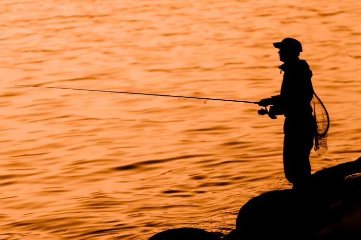 Night Fishing Deserves A Quiet Night