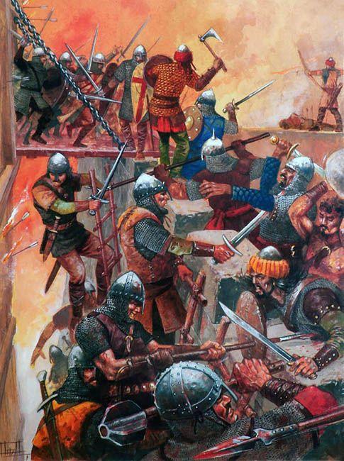 siege of quds